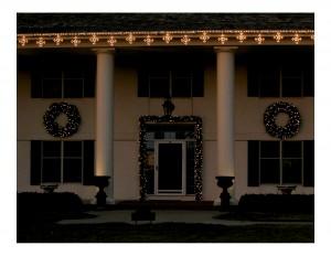 Blizzard Lightlinks, Wreaths, Garland