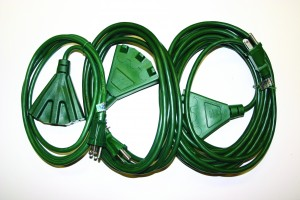 3 Way Extension Cords UL APPROVED
