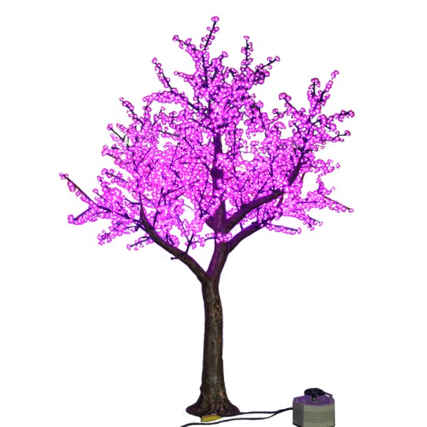LED Cherry Trees -8.5' and 12.5' - Various Colors