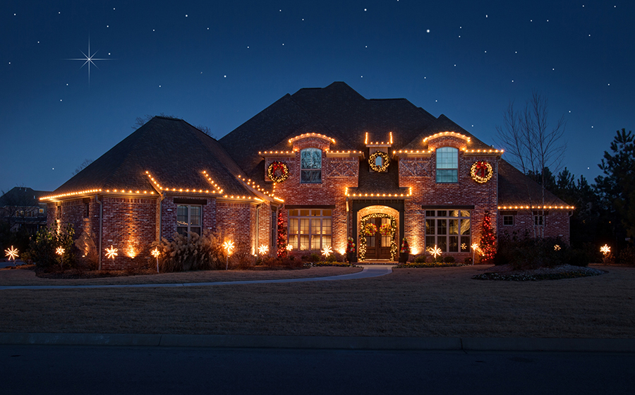 C7 Incandescent Christmas Lights