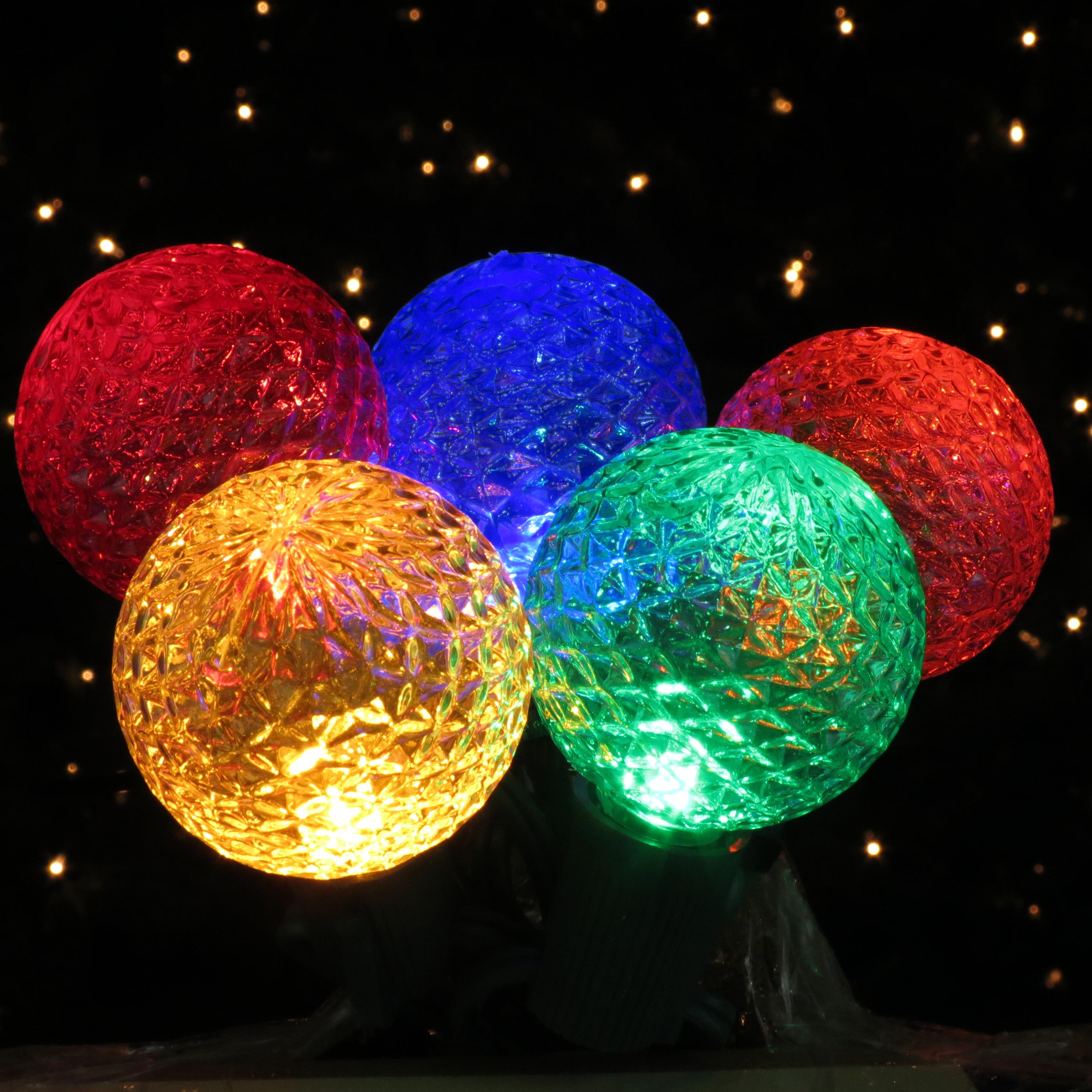 LED G50 Bulbs