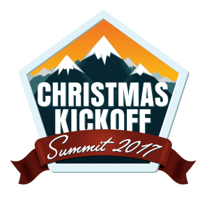 Christmas Kickoff Summiit LOGO