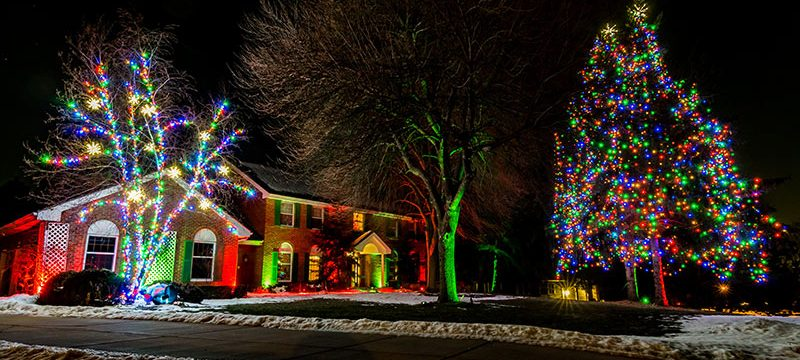 2018 Holiday Lighting Trends