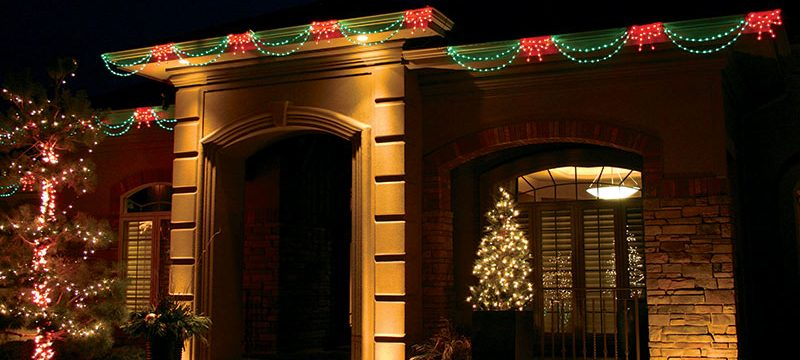 LED Light Links: Linkable Christmas Lights
