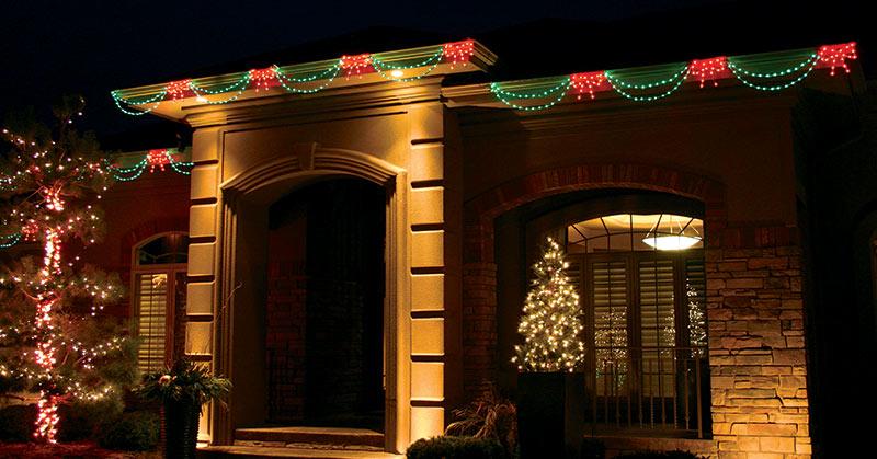Christmas Light Installation Newell NC