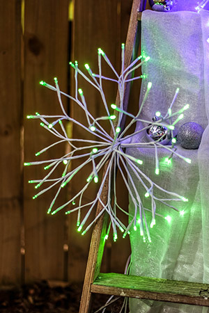 led starlight cluster lights