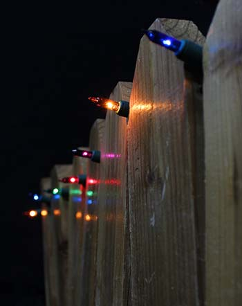 christmas incandescent mini lights