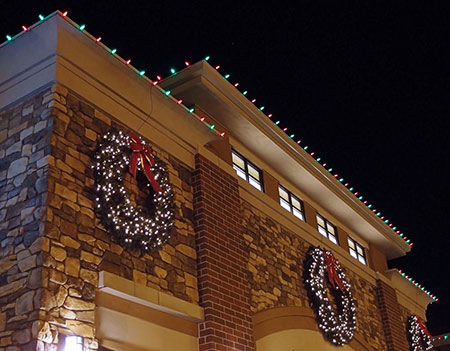 commercial holiday decorations