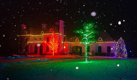 holiday bright lights installer madison wi
