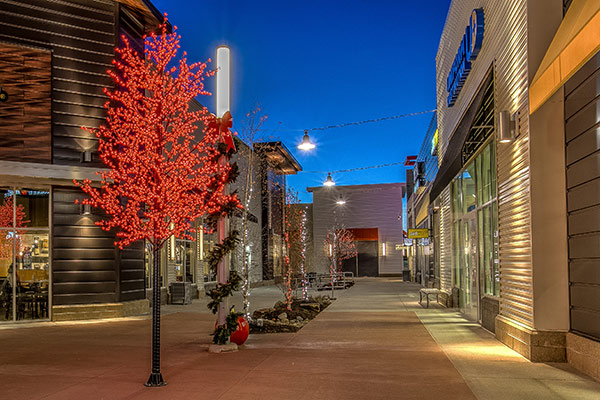 holiday decorating for businesses