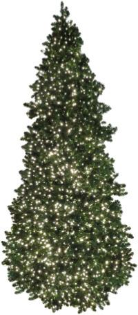 12ft mini tower tree