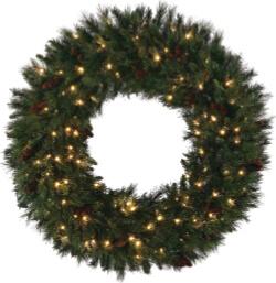 MWR 48 WW LED wreath