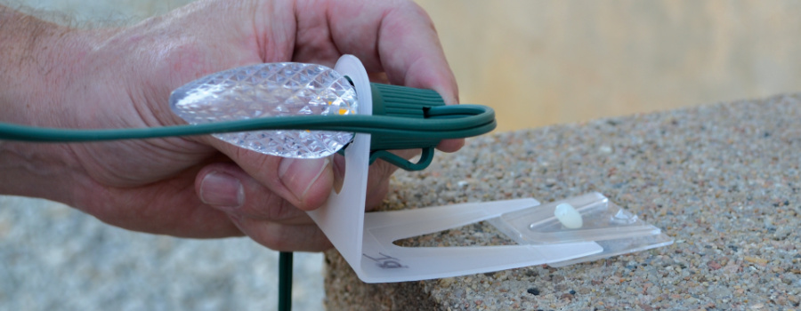 commercial holiday lighting accessories