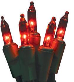 incandescent christmas lights