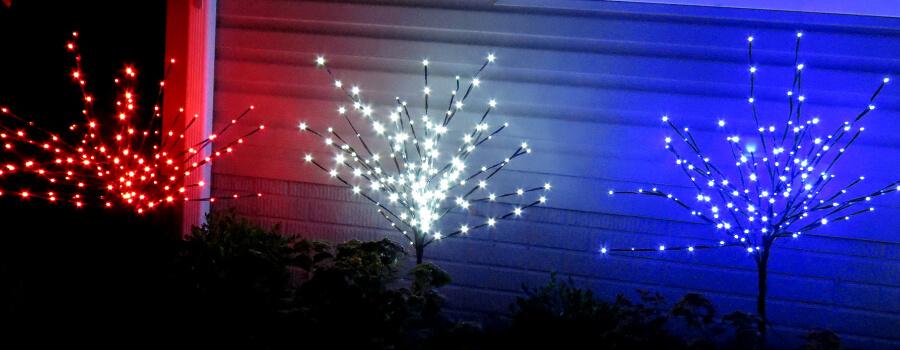 patriotic led lights